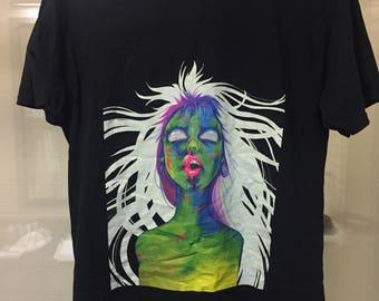 The Exorcist Regan Art Shirt!!!