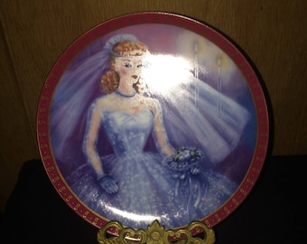 Barbie Collector Plate