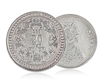 Queen Victoria Silver Coin