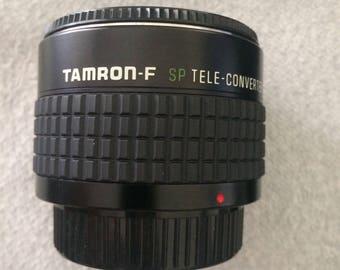 Tamron 2.0 Teleconverter