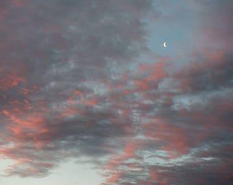 Sky , Fine Art Photography, Nature Photography, Clouds, Print, Wall Art,