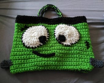 Frank Jr. Trick or Treat Bag