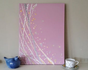 Pink Pour Ribbons 2