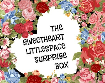 The SweetHeart LittleSpace Surprise Box
