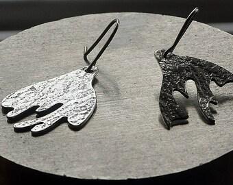 Vice Versa Silver 925 earrings