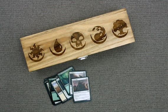 Find The Perfect Gaming Card Storage Box Deck Boxes For Mtg More
