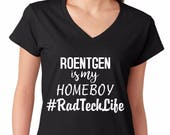 Roentgen is my Homeboy...