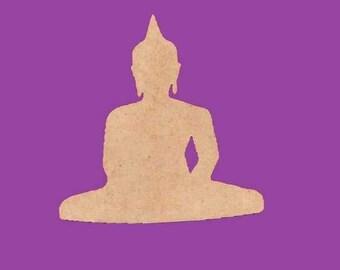 decorate Hindu Buddha medium support