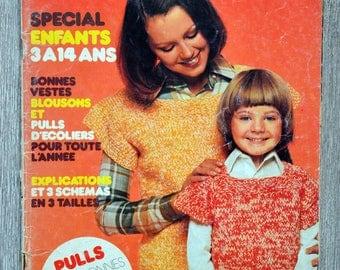 My book 118 knitting magazine - 05/1975 (Vintage)