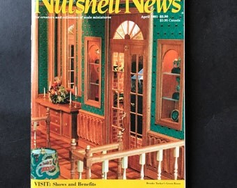 Nutshell News Magazine April 1991