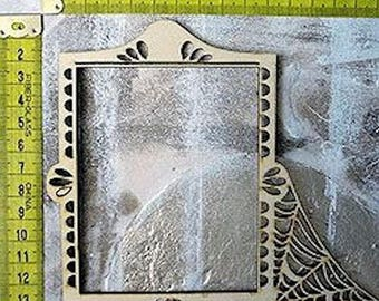 Frame 208 embellishment wooden creations