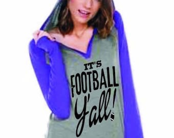 It's Football or game day y'all shirt