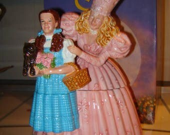 Dorothy and Toto with Galenda Cookie Jar