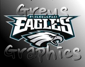 Philadelphia Eagles Alternate Logo Full Color - SVG - DXF - EPS - Vectors