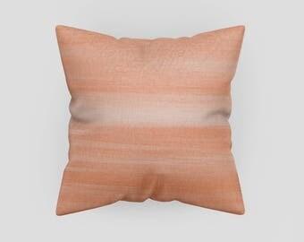 Apricot Pillow Case