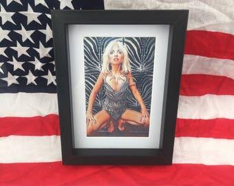 Debbie Harry / Blondie / Poster / Postcard / Graphic Illustration