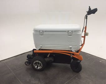 Electric Ridable Cooler - Mini-Mutant Vehicle