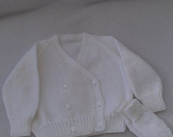 babies cardigan,babies white cardigan,babies double breasted cardigan,babies cardigan sets,babies cardigan and mitts