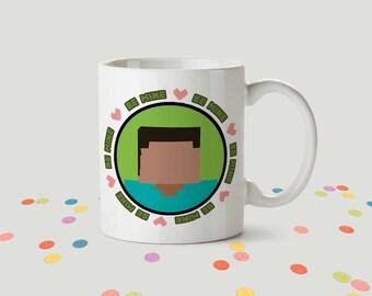 Be Mine Ceramic Mug