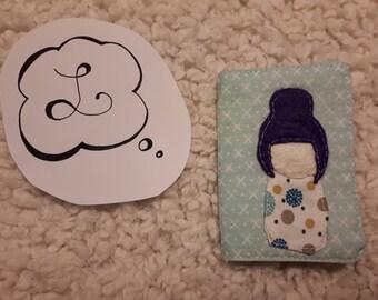 Small Japanese card holder