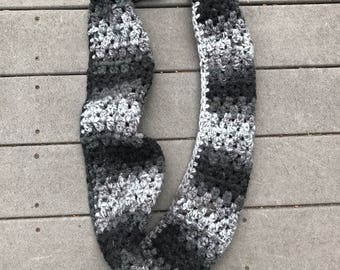 Infinity Scarf, Scarf, Crochet Scarf, Knit Scarf, Adult Scarf, Teen Scarf, Gift for Her, Birthday Gift, Valentines Day