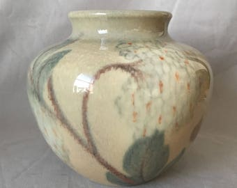 Margaret McDonald Rookwood Vase 1935 S Jeweled Porcelain Glaze Nice