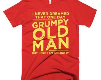 I Never Dreamed Short-Sleeve T-Shirt