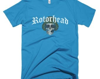 Rotorhead Short-Sleeve T-Shirt