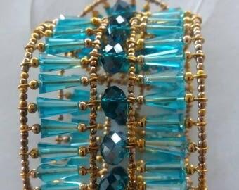 Hand made ethnic style bracelet