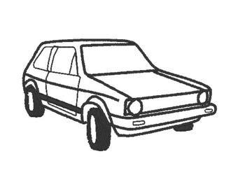 Classic Car - Golf