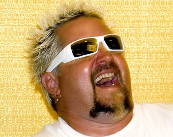 Guy Fieri / Diners, Drive‑Ins and Dives 8 x 10 / 8x10 GLOSSY Photo Picture IMAGE #5