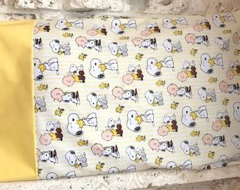 Charlie Brown Pillowcase
