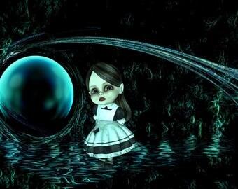 the Door, Down the Rabbit Hole