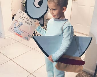 Book character costume