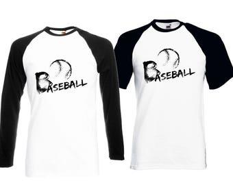 Baseball T-Shirt Love Baseball Shirt Men's T-Shirt