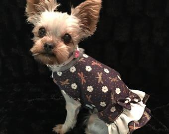Small  Dog Dress