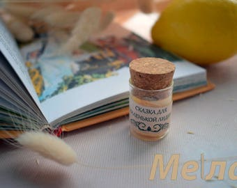 solid perfume fairy for little Lydia