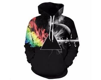 Galaxy Hoodie, Galaxy Sweatshirt, Galaxy, Galaxy Jumper, Galaxy Hoodies, Space, Space Hoodie, 3d Hoodie, 3d Hoodies, Hoodie - Style 21