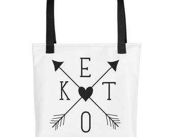 Keto Tote bag