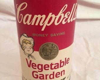 Campbells Vegetable Garden Bank