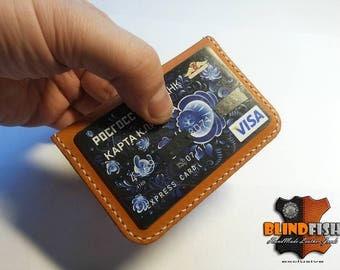 Minimalist wallet, Slim Wallet, Card wallet, Small wallet, Leather Slim Wallet, Leather Wallets