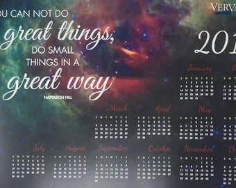2018 Wall Calendar (11x17)