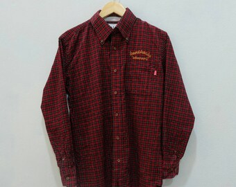 KENSHO ABE AKGB Button Up Shirt Golf Style Rare!! Japanesse Designer