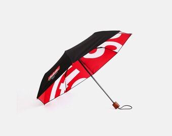 Subtle Mr.Rain U1 Umbrella color: red