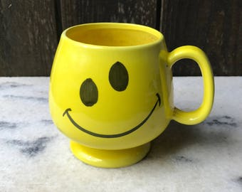 Happy Face mug by Holiday Designs U.S.A