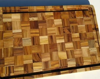 Brazilian Teak Wood Cutting Board