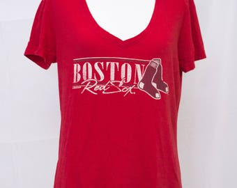 Graphic Tee  Boston Red Sox