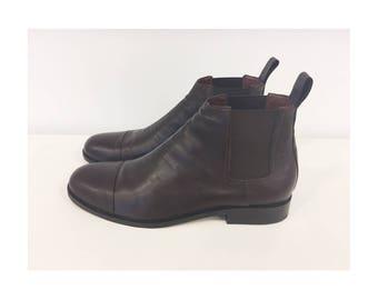 Man Chelsea Boots