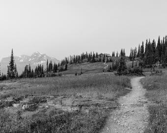 Glacier National Park, Montana, 2017.