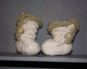 Ballet shoe birthstone